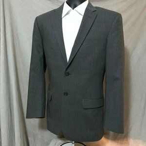 Jos A Bank Mens Wool Sport Coat Blazer Size 38 R